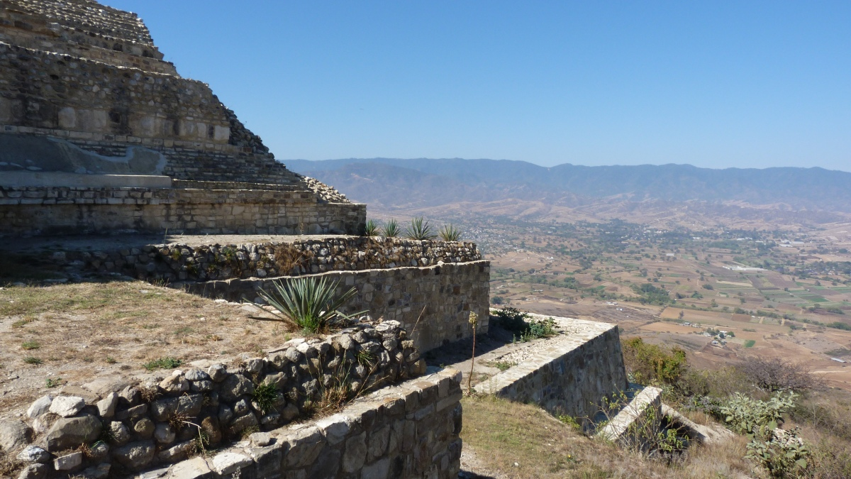 Oaxacan Diary 2: Travels with my mother at the top of the world