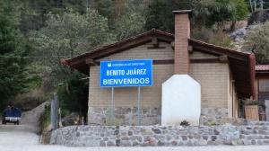 Benito Juárez tourist information centre