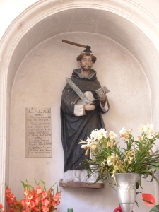 San Pablo in the church of San Pedro y San Pablo