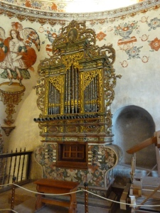 The Baroque Organ in Tlacochahuaya