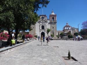 Parroquia de la Virgen de la Asunción in Tlacolula