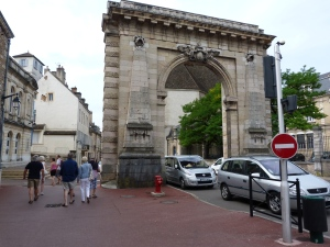 The St. Nicholas Gate into Beaune