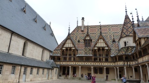 L'Hôtel Dieu de Beaune